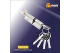 Цилиндровый механизм МСМ 100СW(55/45) сатин