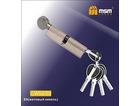 Цилиндровый механизм МСМ 110СW(50/60) сатин