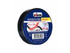 Изолента пвх 15мм*20м чёрная UNIBOB 130 мкр (1/60)