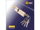 Цилиндровый механизм МСМ 100СW(35/65) латунь