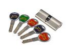 Цилиндровый механизм Master 85В(35/50) сатин