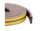 Уплотнитель профиль Р (9*5,5)- 100-коричневый KimTek