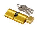 Цилиндровый механизм S-Locked AL-70 PB
