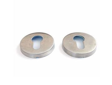Накладка цилиндровая DP-C-02-INOX (20/100)