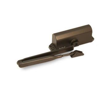 Доводчик дверной Dorma TS-77 EN4 коричневый