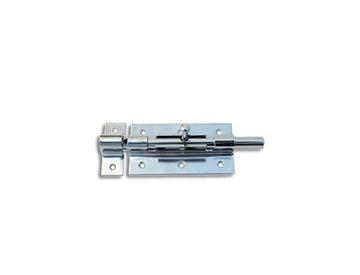 Шпингалет Apecs DB-02-80-CR под навесной замок
