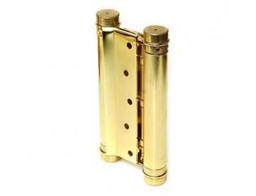 Петля пружин. (барная)  100 мм золото (40)