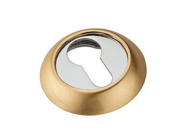 Накладка цилиндровая золото Adden Bau SC 001 (10)