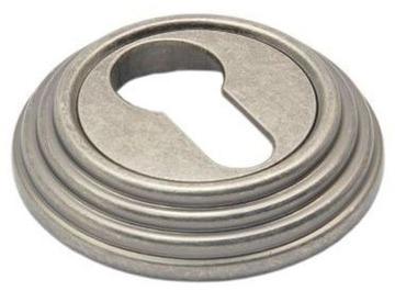 Накладка цилиндровая серебро Adden Bau SC V001(10)