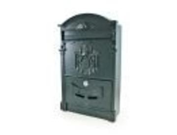 Ящик почтовый №4010 тёмно-зеленый