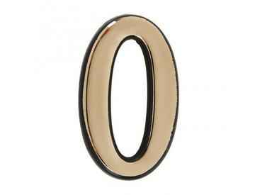 Цифра дверная 0-G