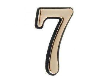 Цифра дверная 7-G