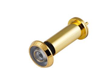 Глазок дверной CA 50-75 пластик золото