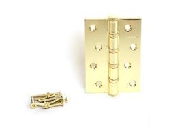 Петли для деревянных дверей  золото G