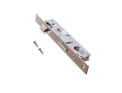 Замки и фурнитура для дверей (планка 24 мм) из AL профиля