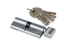 Цилиндры S-Locked Серия 400B перфо ключ (материал Zamak)
