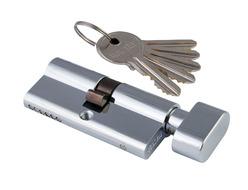 Цилиндры Master английский ключ (материал корпуса латунь)
