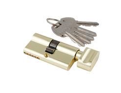 Цилиндры S-Locked Серия 300B английский ключ (материал Zamak)